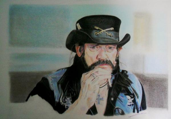 Lemmy Kilmister par sebaladin